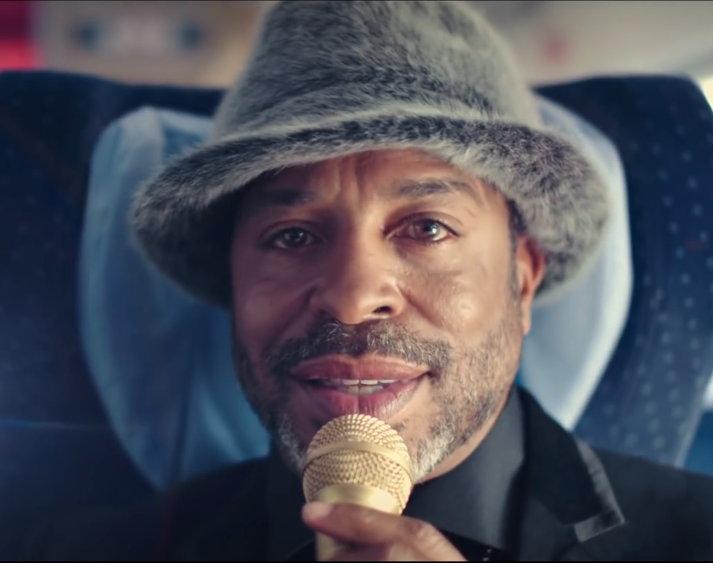 Deutsche Bahn Slow Jam Werbespot mit Komparsen Thumbnail